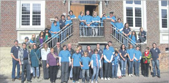 Jugenorchester in Melick 2009